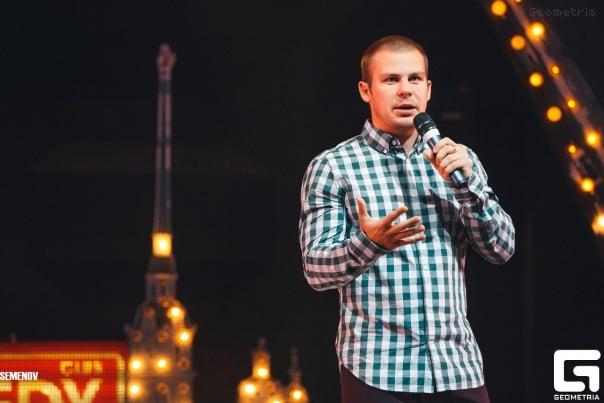 Вечеринки Comedy Club Санкт-Петербург возвращаются!