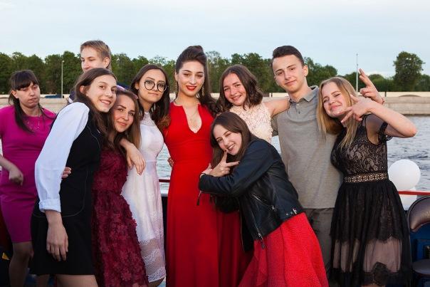 Как организовать настоящий Петербургский выпускной!