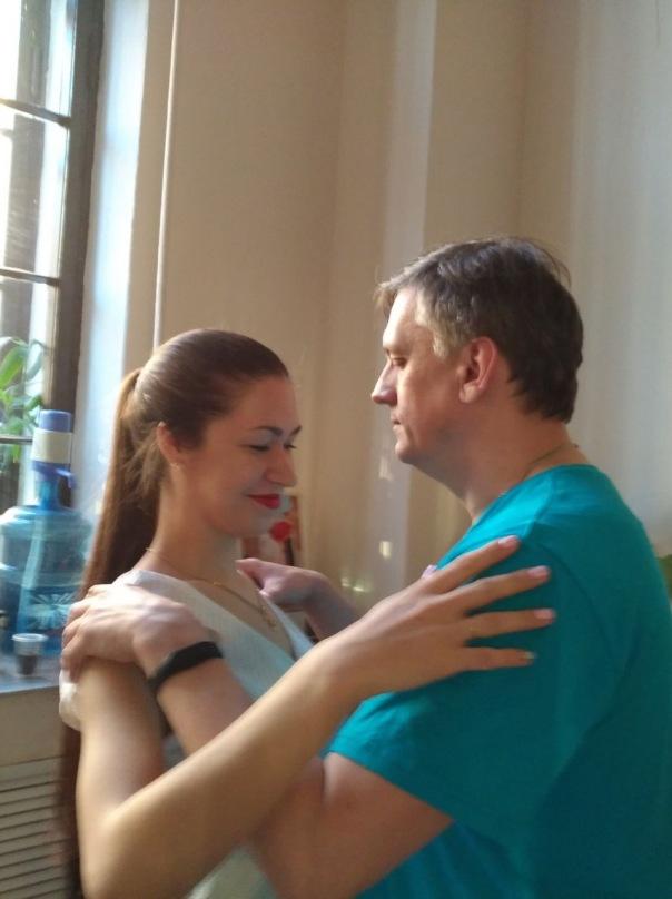 Пробные уроки по Аргентинскому танго.