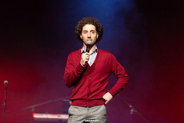 Сольный концерт участника шоу StandUp на ТНТ - Дмитрия Романова.