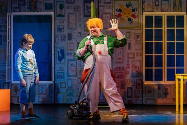 Весёлый мюзикл для детей Малыш и Карлсон в декабре!