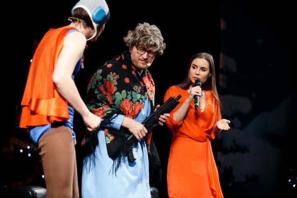 Новогодняя концертная программа «Избранное» от легендарного шоу Уральские пельмени.