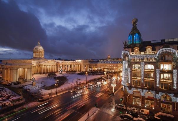 Автобусная экскурсия Мистический Петербург