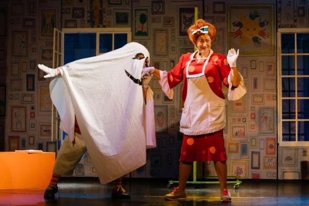 Весёлый мюзикл для всей семьи Малыш и Карлсон уже совсем скоро!