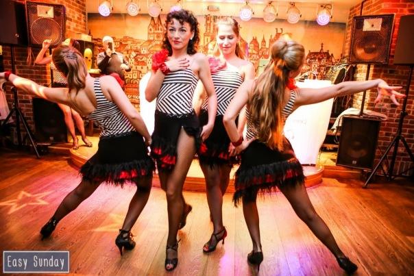 Стильная Salsa NY для девушек в Be Salsa dance club!