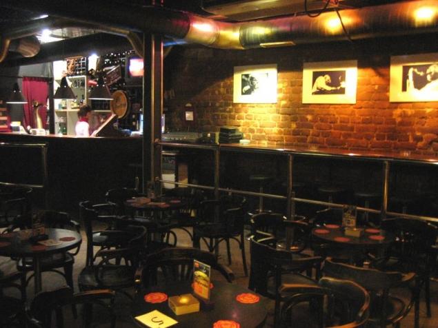 Топ-7 кафе и баров в Петербурге, где слушают джаз