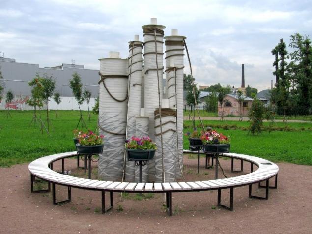 Интересный маршрут вокруг станции Елизаровская