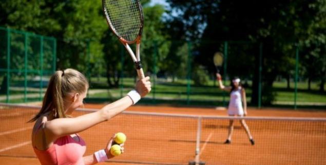 Топ-7 теннисных кортов Петербурга