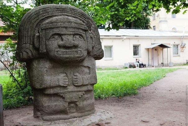 Индейские боги