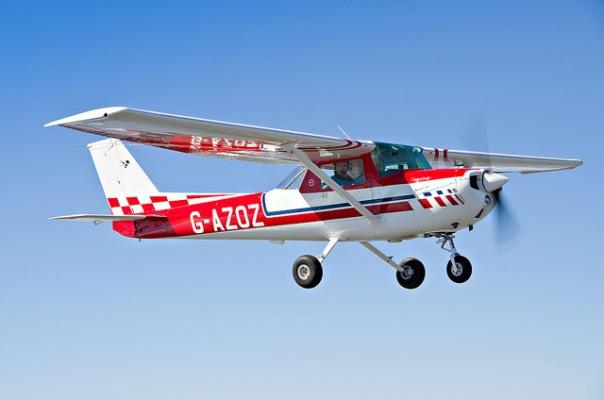 Полет на частном самолёте в СПб