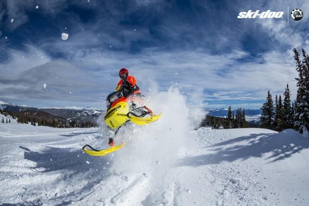 Прокат и аренда мощных снегоходов в СПб