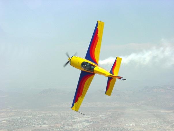 Высший пилотаж на Extra 300, полет на самолете в спб