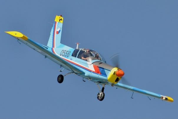 Высший пилотаж на самолете в СПб