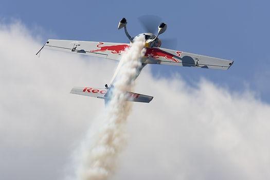Высший пилотаж на спортивном самолете