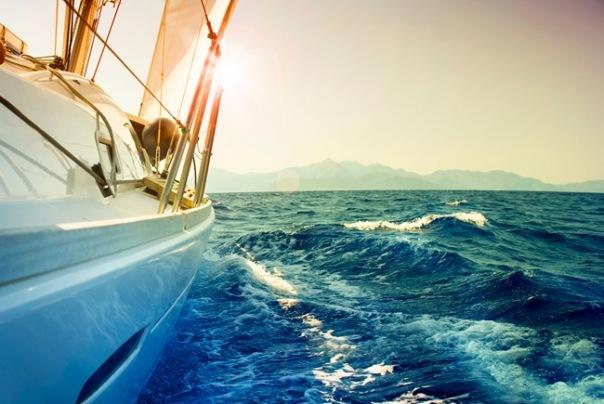 Гонки на парусной яхте с элементами обучения