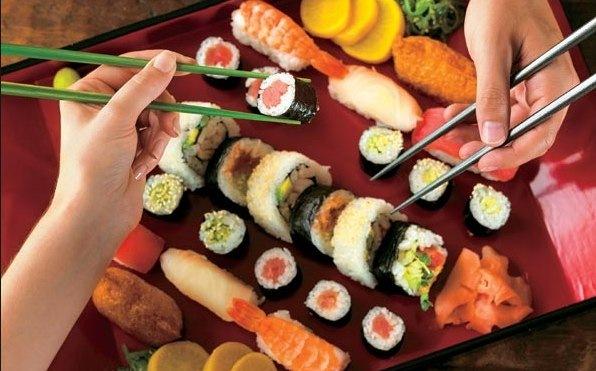 Сеть ресторанов «Оллис»: суши и другие вкусности