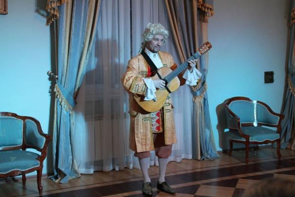 Театрализованные экскурсии и вечера русского романса