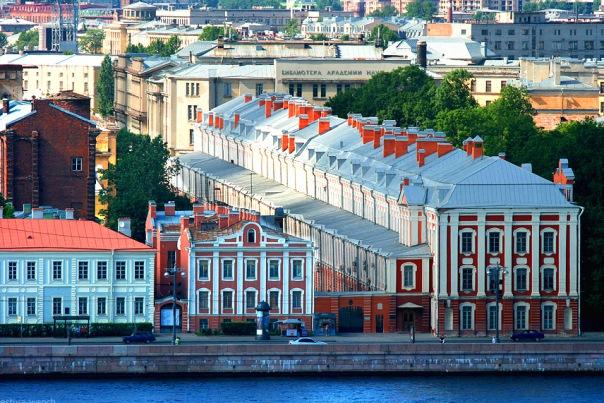 СПбГУ поднялся в рейтинге лучших университетов мира
