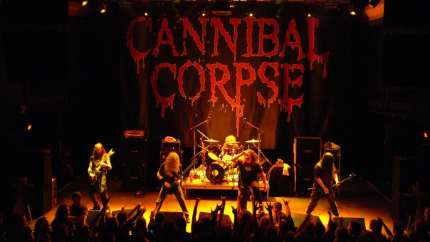 В Петербурге отменен концерт металл-группы Cannibal Corpse
