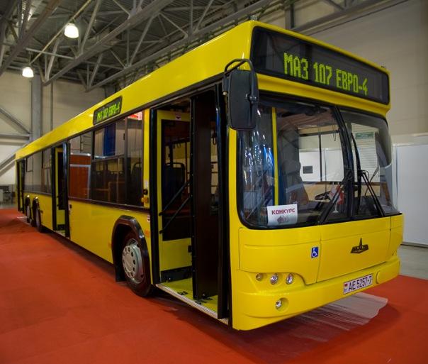 Для Петербурга купят 39 низкопольных автобусов