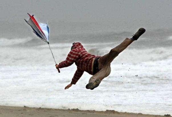 В Петербурге ожидается сильный ветер