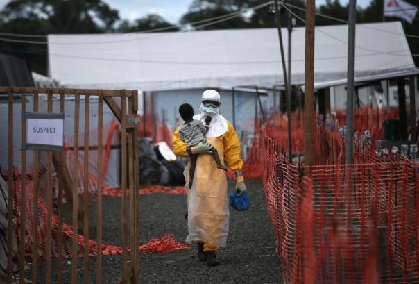 Эбола уже в 300 км от Выборга