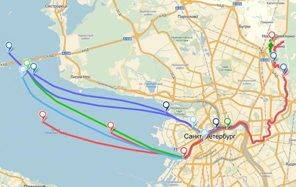 Как спущенные в унитаз GPS-датчики выплыли в Финском заливе и кому это нужно