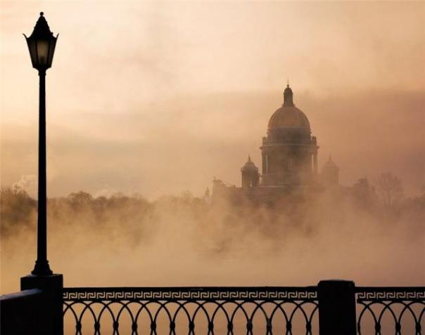 В Санкт-Петербурге ожидается неустойчивая погода