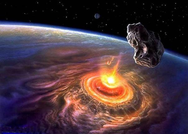 Астероиды-убийцы могут уничтожить цивилизацию на Земле, уверены ученные