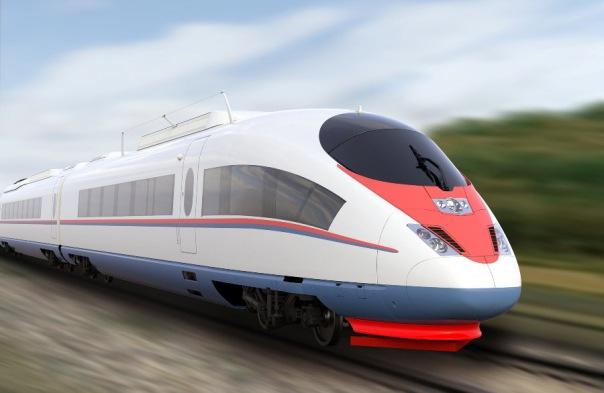 Между Москвой и Санкт-Петербургом застряли восемь скоростных поездов