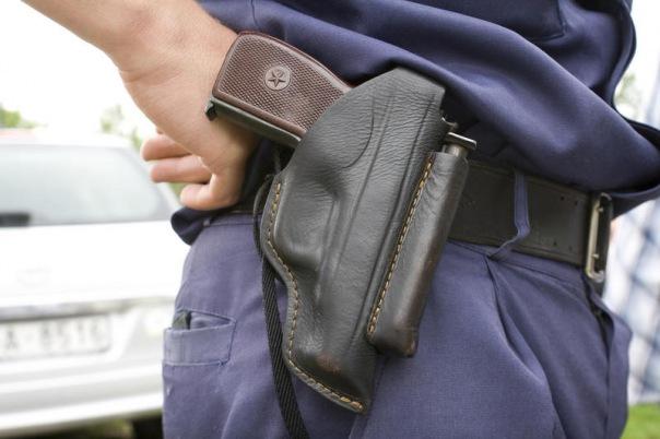 Сотрудники полиции подозреваются в организации разбоя на АЗС