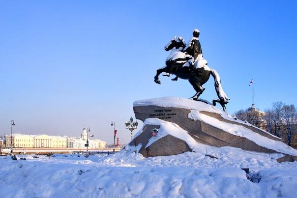 По прогнозам синоптиков, Россию ожидают сильные морозы