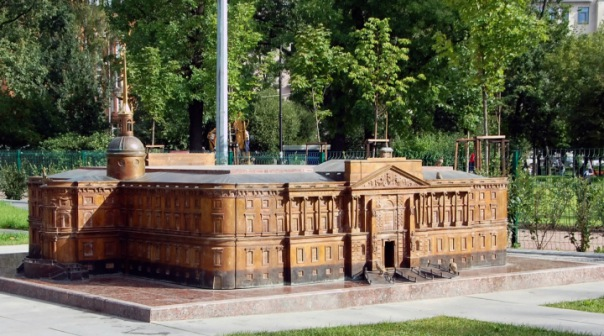 В Александровском парке может быть создан культурный кластер
