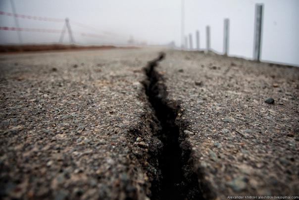Российские власти назвали главного виновника плохих дорог в стране