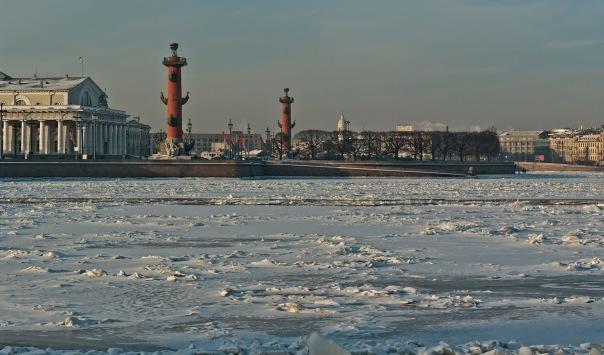 Смольный представил схему ограничений на Васильевском острове до 2018 года