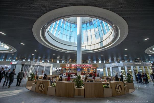 Терминал Пулково-1 открывается после годичной реконструкции