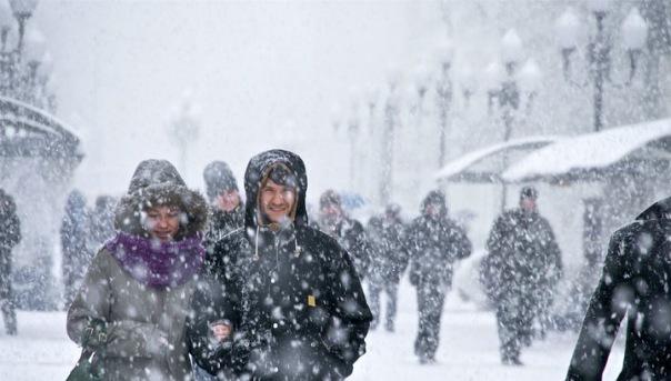 МЧС Петербурга предупреждает о штормовом ветре и метели
