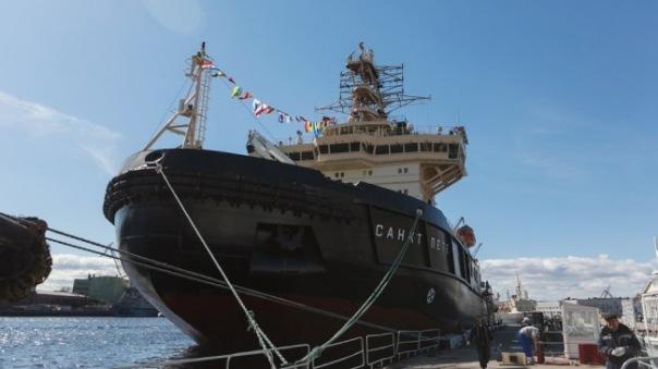 В мае в Петербурге состоится фестиваль ледоколов