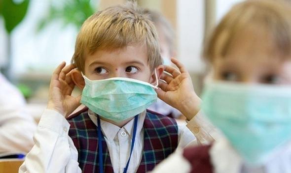 В России 30 миллионов человек заболели гриппом