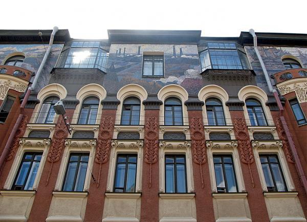 Особняк на Английской набережной выставили на торги за 400 млн рублей