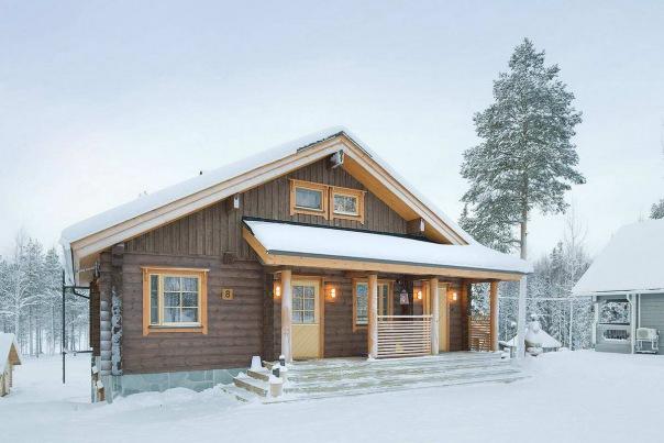 Жилье в Финляндии сильно подешевело: дом можно купить по цене автомобиля