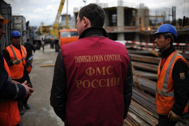 ФМС: нелегальных мигрантов в России за полгода стало вдвое меньше