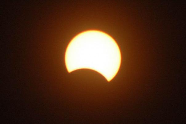 Петербуржцы увидят полное солнечное затмение в марте