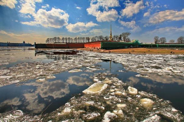 23 февраля в Петербурге ожидается аномальное тепло