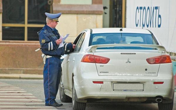 В России может измениться наказание за езду без прав