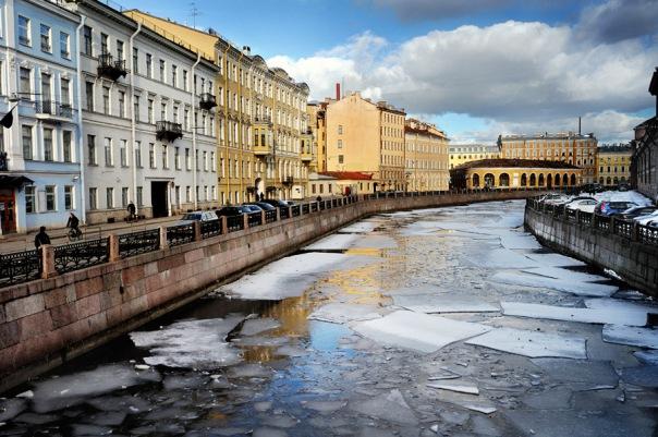 В Петербурге побиты два температурных рекорда