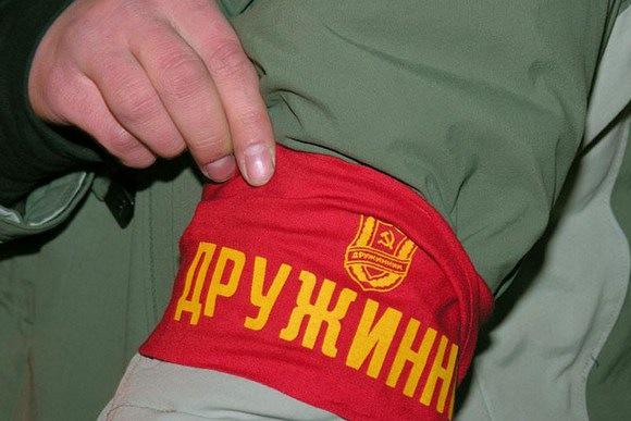 Власти Петербурга хотят привлечь студентов в добровольные народные дружины
