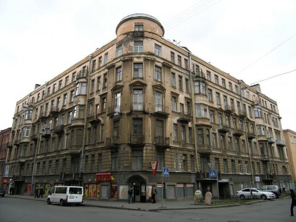 На карте Google в Петербурге появилась улицу Сталина