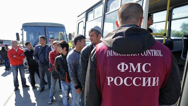Приезжих из Средней Азии стало меньше на 10 процентов