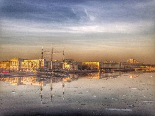 В прошедшие дни марта в Петербурге семь раз побиты температурные рекорды